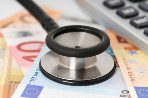 Ziektekosten-werknemer